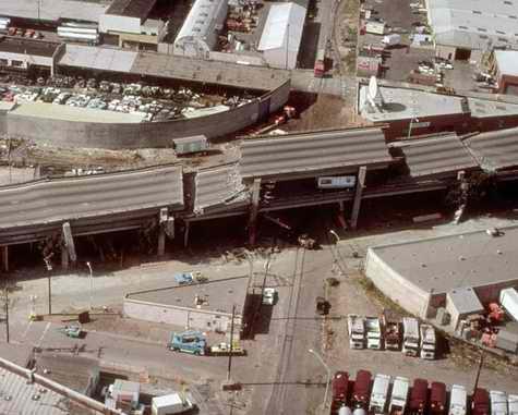 San Francisco Earthquake 1989 California