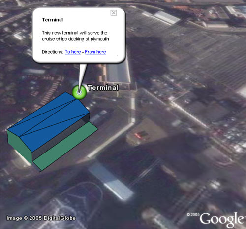 Google Sitemap Example: Juicy Geography: Imagined Urban Landscapes